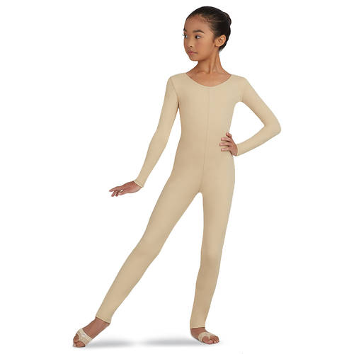 Capezio Long Sleeve Unitard : TB114C