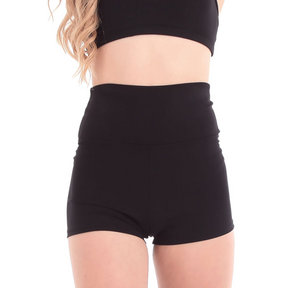 Capezio Adult High Waist Short