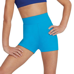 Capezio Youth High Waisted Short