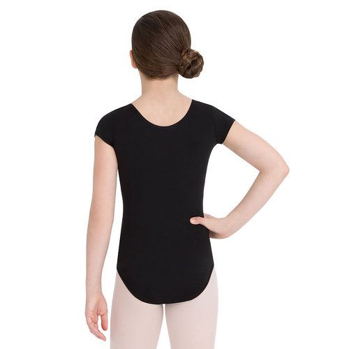 Capezio Short Sleeve Leotard : TB132C