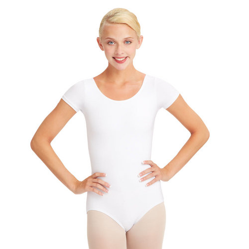 Capezio Short Sleeve Leotard : TB133