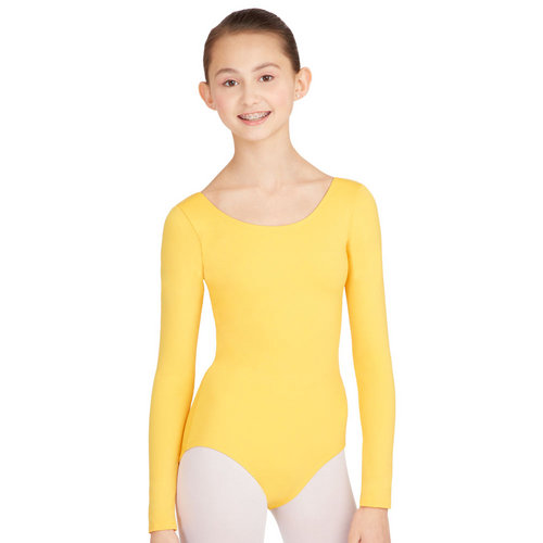 Capezio Long Sleeve Leotard : TB135