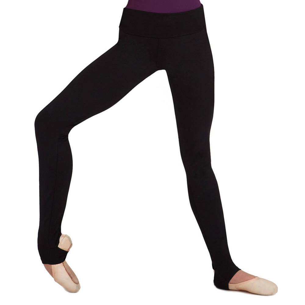 N145 Capezio Stirrup Tight Pants