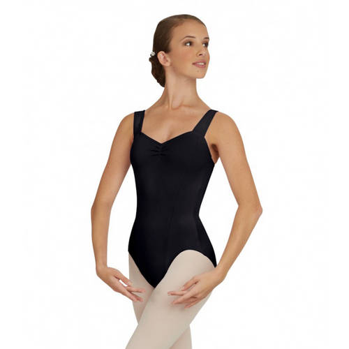 Girls Capezio Wide Strap Leotard : TC0053C