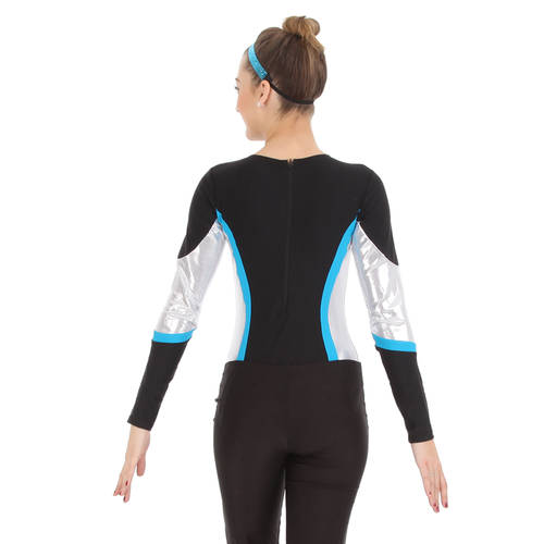 Quest Long Sleeve Leotard : S003