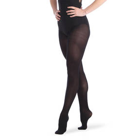 Youth Dance Basix Footed Tights