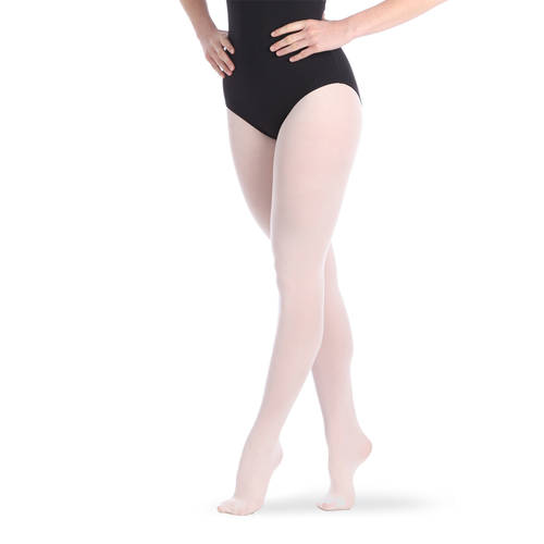 Dance Basix Footed Tights : T100