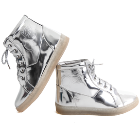 Girls Metallic Hip Hop Shoe