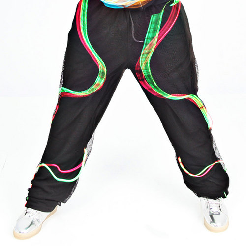 Dance Electric Lighted Pants : DE201