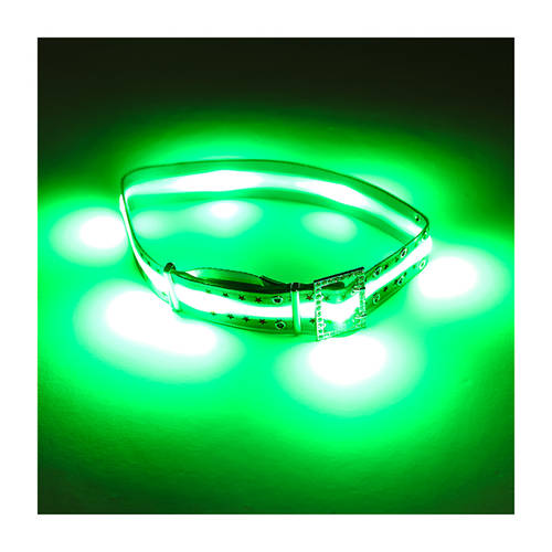 Dance Electric LED Lighted Belt : DE304