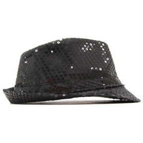 Dance Electric LED Fedora Hat
