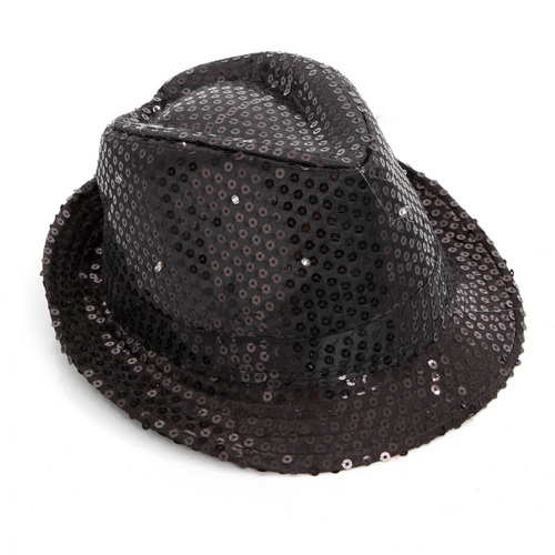 Dance Electric LED Fedora Hat : DE308