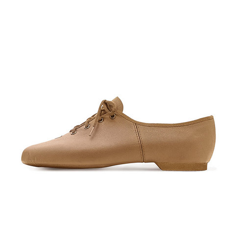 Dance Now Lace Up Jazz Shoe : DN980L
