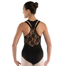 Lace Racerback Leotard : 2402A