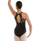 Lace Racerback Leotard : 2407A
