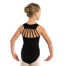 Youth Strap Back Leotard : 2409C