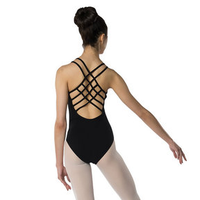 Cross Strap Leotard