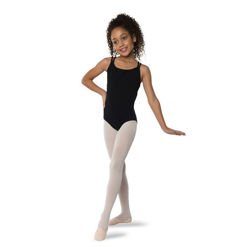 Youth Cross Strap Leotard : 2412C