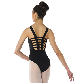 Girls Ladder Back Leotard