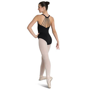 Multi Strap Leotard