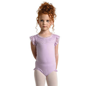 Youth Tank Lace Leotard