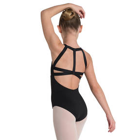 Youth Harness Tank Leotard