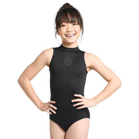 Youth Tank Cutaway Leotard