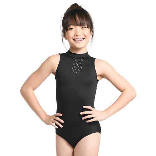 Youth Tank Cutaway Leotard : 2704C