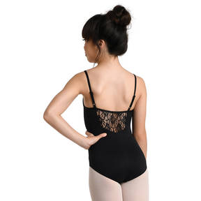 Youth Camisole Lace Leotard