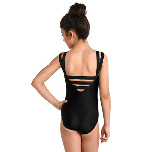 Youth Double Strap Leotard : 2732C