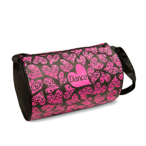 Lace Of Hearts Duffel