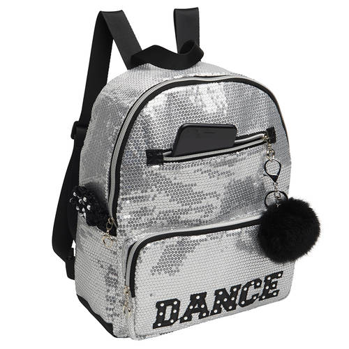 Sequin Backpack : B451