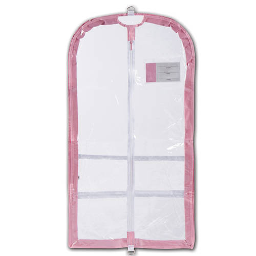 Clear Competition Garment Bag : B595