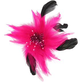 Dasha Feather Clip