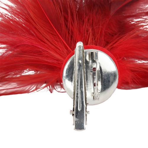 Dasha Feather Clip : 2336