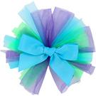 Three Color Tutu With Bow : 4412