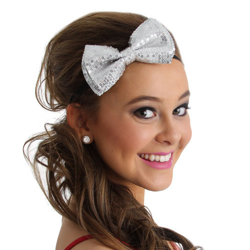 Dasha Sequined Bowties : 4668