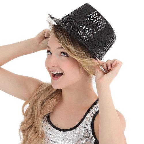 Dasha Sequin Fedora Hat  : 4680