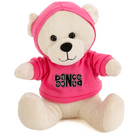 Double Dance Hoodie Bear : 6276