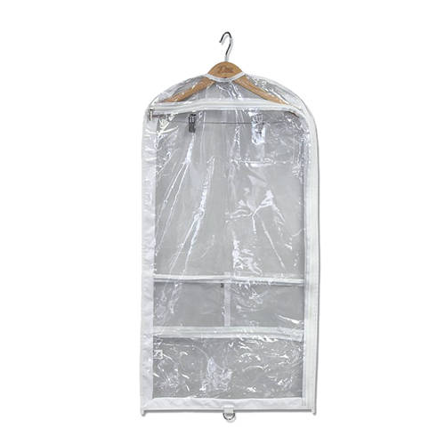Gusseted Garment Bag : 7000
