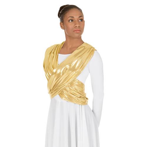 Eurotard Overlay Dress : 14124