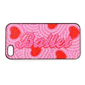 Rhinestone iPhone Ballet Case