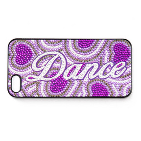 Rhinestone iPhone Dance Case