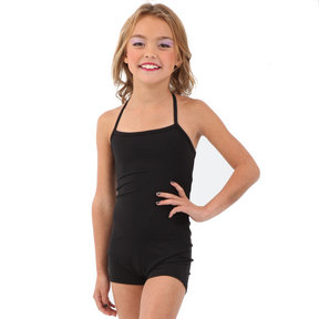 Gia-Mia Youth Shorty Unitard