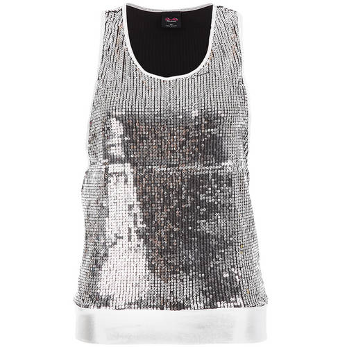Youth Reflection Sequin Tunic Tank : G194C