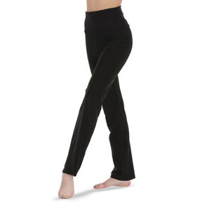 Womens High Waist Jazz Pant