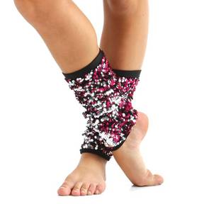 Gia Mia Double Sided Sequin Leg Warmers