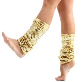 Gia Mia Razzle Sequin Leg Warmers
