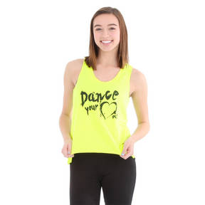 Dance With Your Heart Out Tank Top