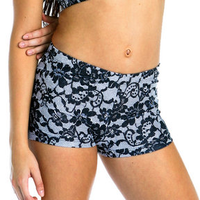 Remix Print Short